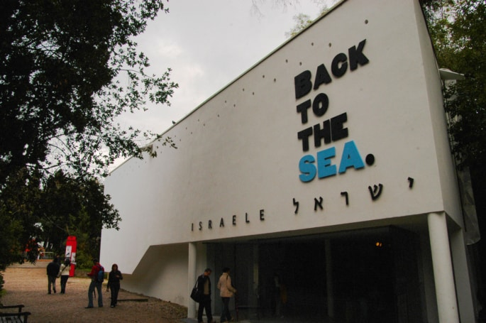 Back to the Sea, 9th Architecture Biennale